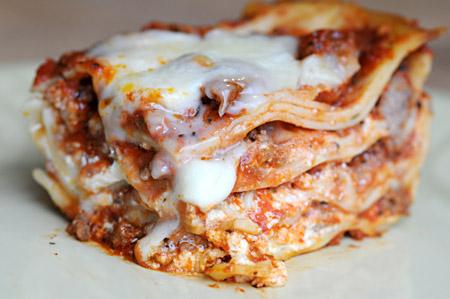 Frans Meat Lasagna