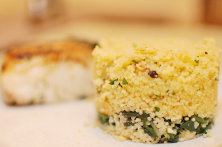 Cous Cous by Carl Mindling